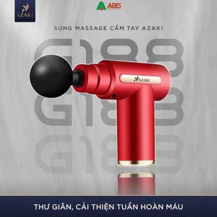 May Massage Azaki G188 chat luong